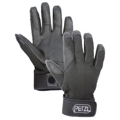 Petzl Cordex Belay Rappel Glove L black