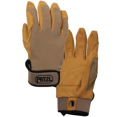 Petzl Cordex Belay Rappel Glove XS tan