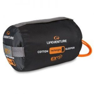 Lifeventure EX3 Cotton Rectangular Sleeper