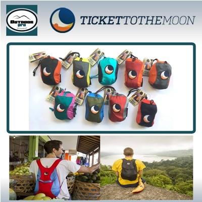 Ticket To The Moon Mini Backpack various colour