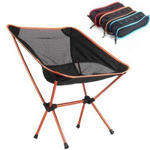 Chanodug ODP 0066 FX-7009 Folding Camping Chair orange
