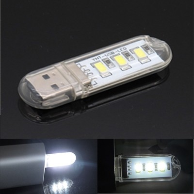 ODP 0153 Mini USB LED white