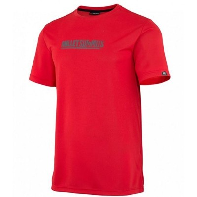 Millet Summit TS SS XL red