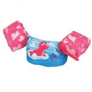 Stearns Puddle Jumper Deluxe Maui Kids Life Jacket seal