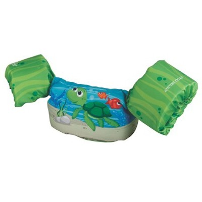 Stearns Puddle Jumper Deluxe Maui Kids Life Jacket turtle