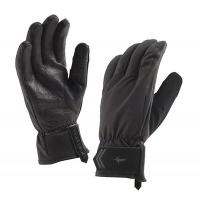 Sealskinz All Season Gloves L black charcoal