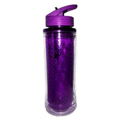 Cool Gear Double Wall Bottles 20 oz Ledge 1281 purple
