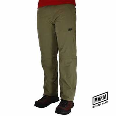 Maria ODP 0247 Oze Convertible Pants 36 brown