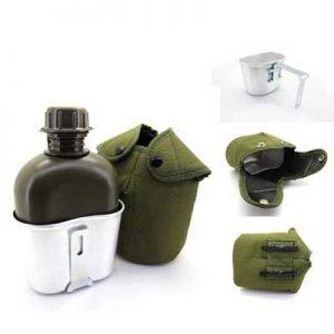 Freelife ODP 0259 Army Water Bottle