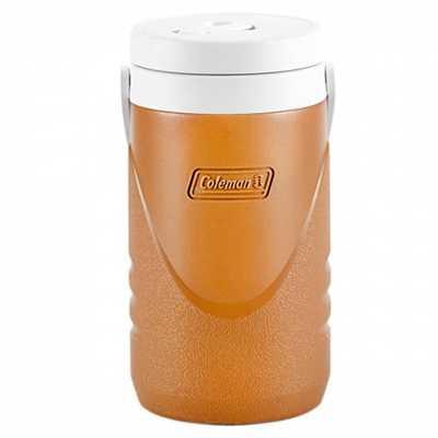 Coleman 1 per 2 Gallon 1.9L Polylite Jug orange