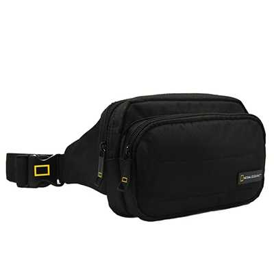 National Geographic Pro Waist Bag black