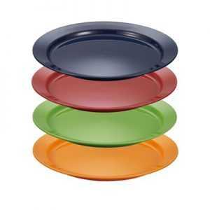Coleman Nordic Color Plate 4pcs