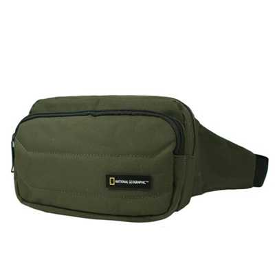 National Geographic Pro Waist Bag khaki
