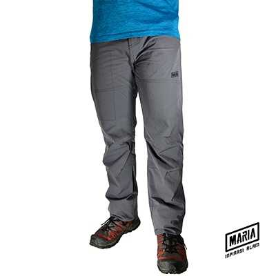 Maria ODP 0334 Irau Trail Pants 26 gray