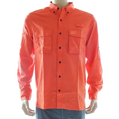 Maria ODP 0341 Nomad Shirt L orange