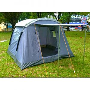 Bazoongi ODP 0390 Wira 4 Persons Tent