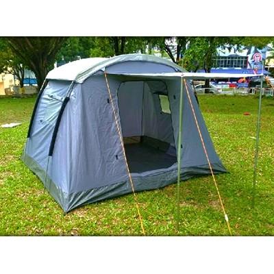 Bazoongi ODP 0390 Wira 4 Persons Tent