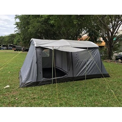 Bazoongi ODP 0391 Wira 8 Persons Tent