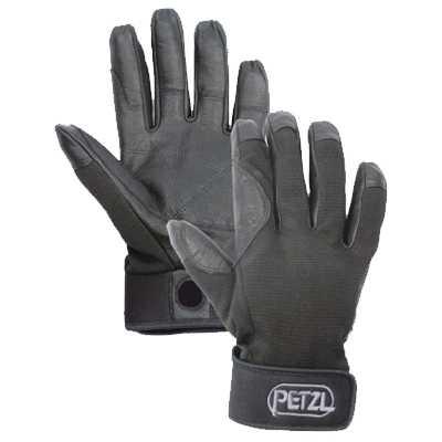 Petzl Cordex Belay Rappel Glove M black