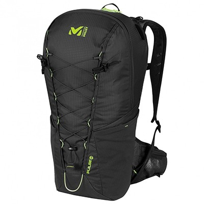 Millet Pulse 22 black-noir