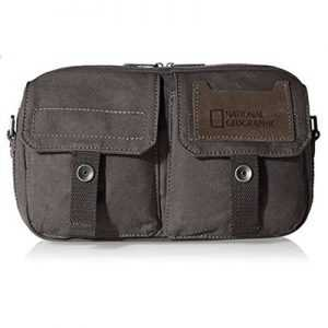 National Geographic Safari Waist Bag black