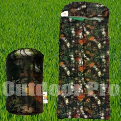 Bazoongi ODP 0387 Sleeping Bag Pillow Case camouflage