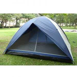 Bazoongi ODP 0401 1503 CII 6 Persons Silver Dome Tent