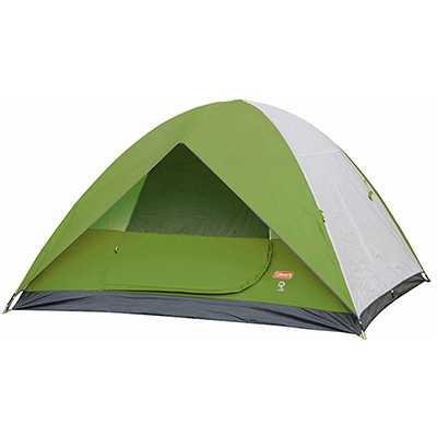 Coleman Sundome 2P Tent green