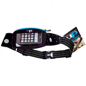 Ultimate Performance Titan Touch Runners Pack And Phone Carrier blue