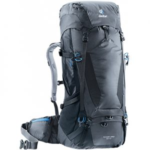 Deuter Futura Vario 50 + 10 graphite-black