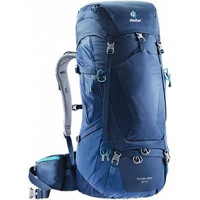 Deuter Futura Vario 50 + 10 midnight-steel