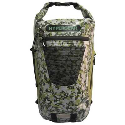 Hypergear Dry Pac Tough 20L digital camou green