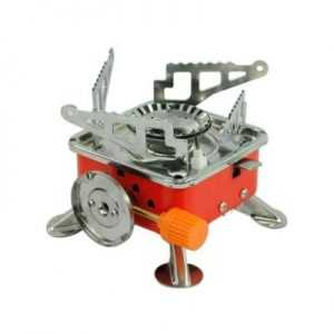 ODP 0288 Kovar Portable Card Type Stove