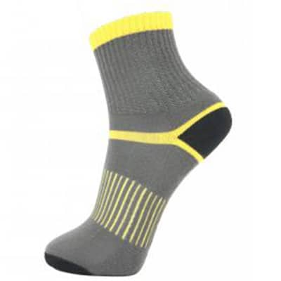 Lin Socks Professional Hiking Socks L grey black