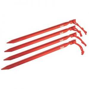 Coleman 9 Inch Aluminum Tent Stakes