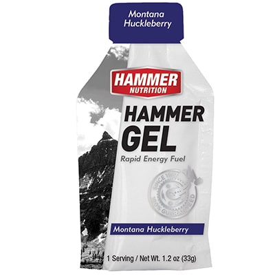 Hammer Nutrition Hammer Gel Montana Huckleberry