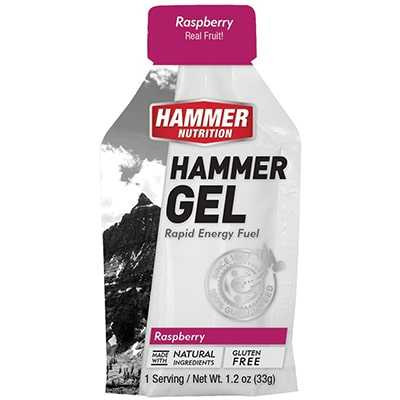 Hammer Nutrition Hammer Gel Raspberry