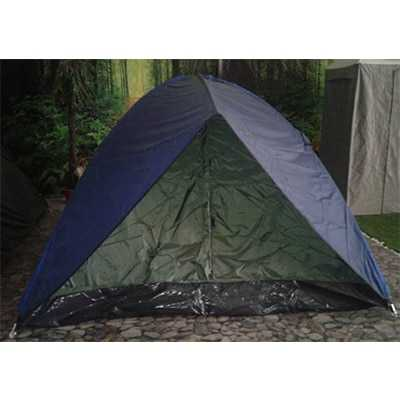 Bazoongi ODP 0465 1503 CI 4 Persons None Silver Dome Tent