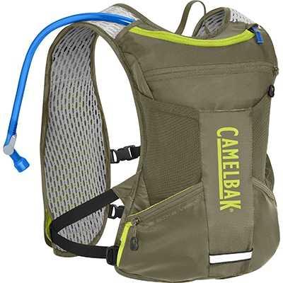 Camelbak Chase Bike Vest 50 oz burnt olive lime punch