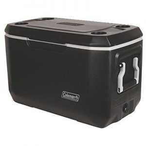 Coleman Cooler 70QT Xtreme black grey