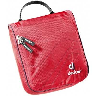Deuter Wash Center I fire-aubergine