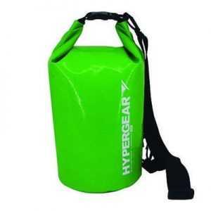Hypergear Adventure Dry Bag 20L lime green