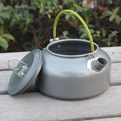 ODP 0490 DS 08 Camping Teapot