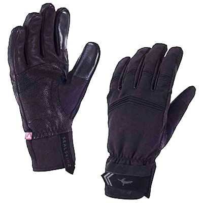 Sealskinz Performance Activity Gloves S black anthracite