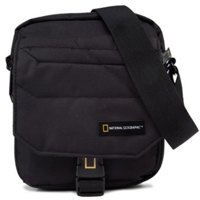 National Geographic Pro Utility Bag with Front Expander black