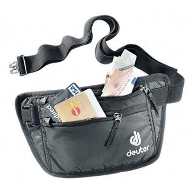 Deuter Security Money Belt I black