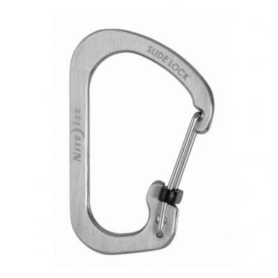 Nite Ize Slidelock Carabiner #3 stainless