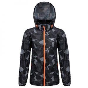 Mac In A Sac Edition Jacket XS black camo