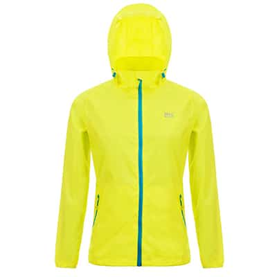 Mac In A Sac III Neon Adult Jacket M yellow