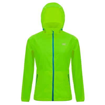 Mac In A Sac Neon Adult Jacket XS green